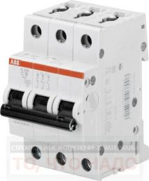 Автоматический Выключатель 32А 3Р ABB S203