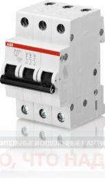 Автоматический Выключатель 25А 3Р ABB SH203L
