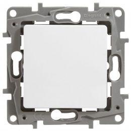 Выключатель Etika P 1-кл 672211 белый
